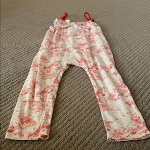 Adorable jumpsuit for toddler
